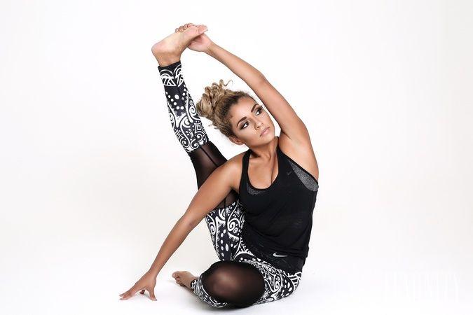 Pozrite si ďalšie inšpiratívne jógové cvičenie s Vierkou Ayisi