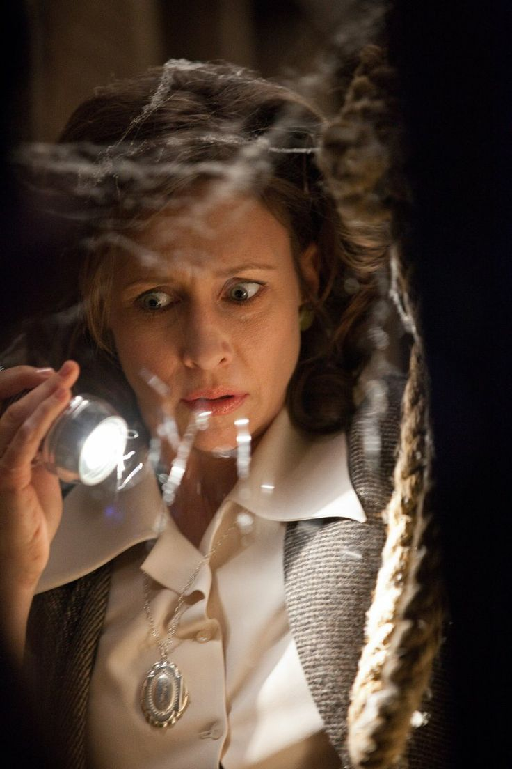 Still of Vera Farmiga in The Conjuring
