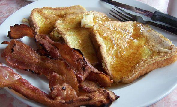 The Best Cheap Breakfast in Toronto