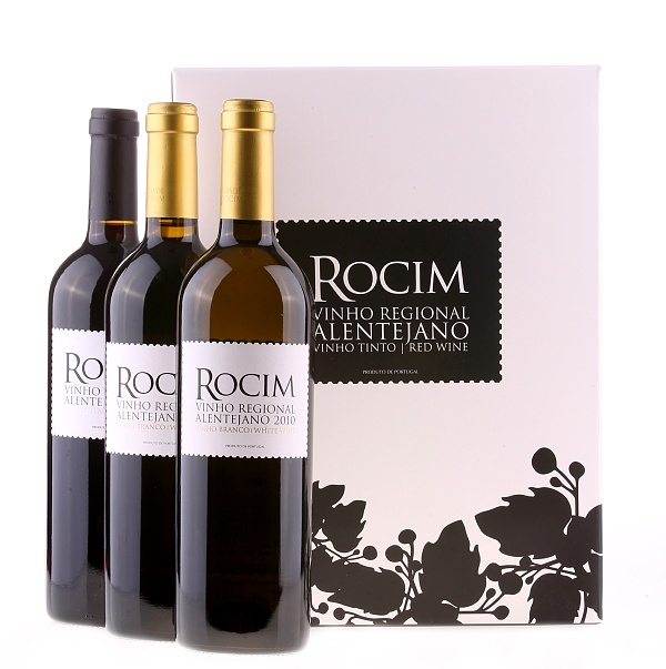 Amazing wines from Herdade do Rocim. Winery is situated in lovely Alentejo.