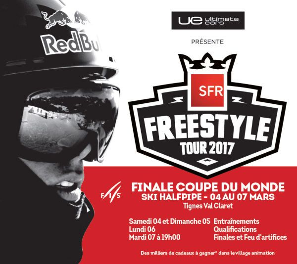 GAME ONE vous invite sur le SFR Freestyle Tour!Partez une semaine, du 4 au 11 Mars, sur le domaine skiable de Tignes et assistez à la finale de la plus importante compétition de ski halfpipe d'Europe avec tous les plus grands spécialistes de la discipline. Vous aurez l'occasion...