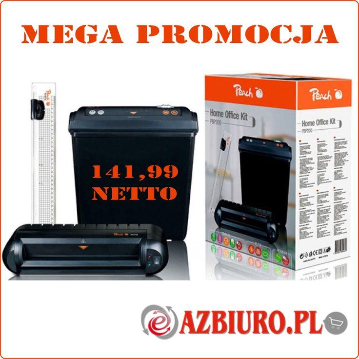 Łap okazje na www.eazbiuro.pl :) Tylko teraz zestaw trzech urządzeń w supec cenie 141,99 netto. http://eazbiuro.pl/niszczarki/86957-zestaw_office_kit_peach_pbp200_3in1_niszczarka_laminator_oraz_trymer.html  #Azbiuro #Eazbiuro
