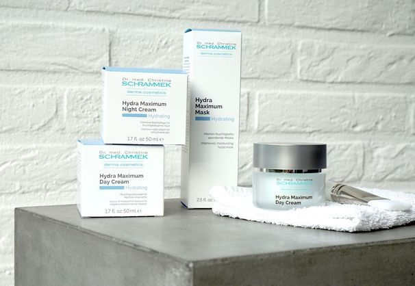 A Top Selling German Skincare Brand Has Arrived In The Usa Dr Med Christine Schrammek Kosmetik Your Beauty Pantry Kosmetik