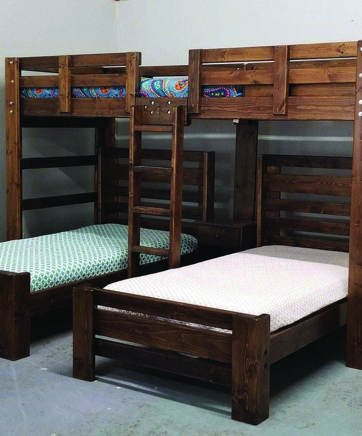 Trendy ikea bunk beds ebay to inspire you Triple bunk
