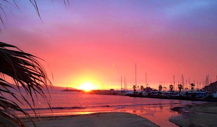 Cavalaire-Sur-Mer - 17 février - 7h30