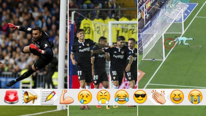 LaLiga Santander: El laboratorio de Primera: el otro santo del Bernabéu, una remontada 'express' y un gol que era válido | Marca.com http://www.marca.com/futbol/primera-division/2017/11/28/5a1c046e22601df0658b459d.html