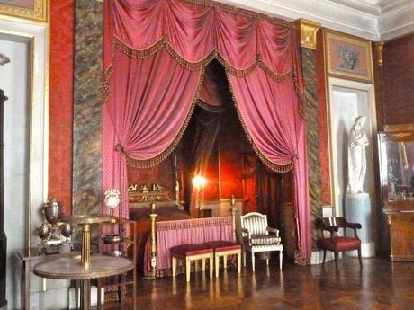 schloss ludwigsburg pink bedroom