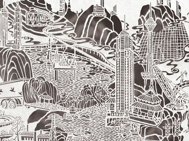 Best Paper Art Images On Pinterest Paper Art Embossed Paper - Incredible intricately cut paper designs bovey lee