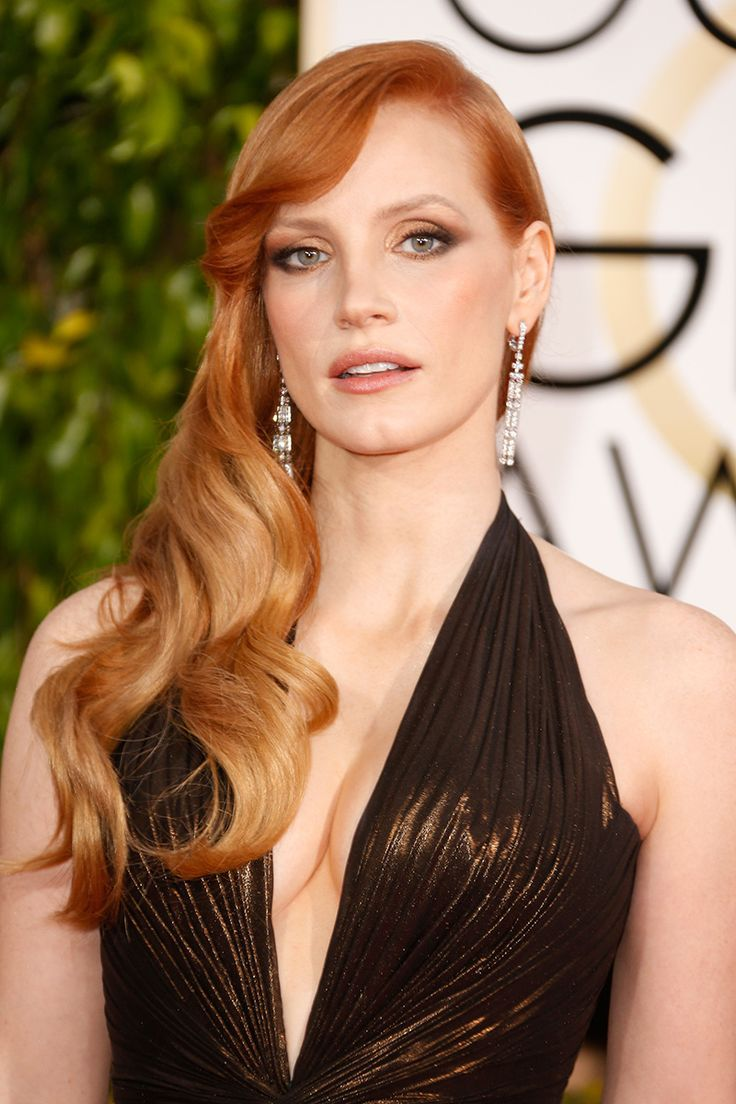Golden Globes Beauty 2015: Vogue's Vote for the 14 Best Beauty Looks on the Red Carpet – Vogue