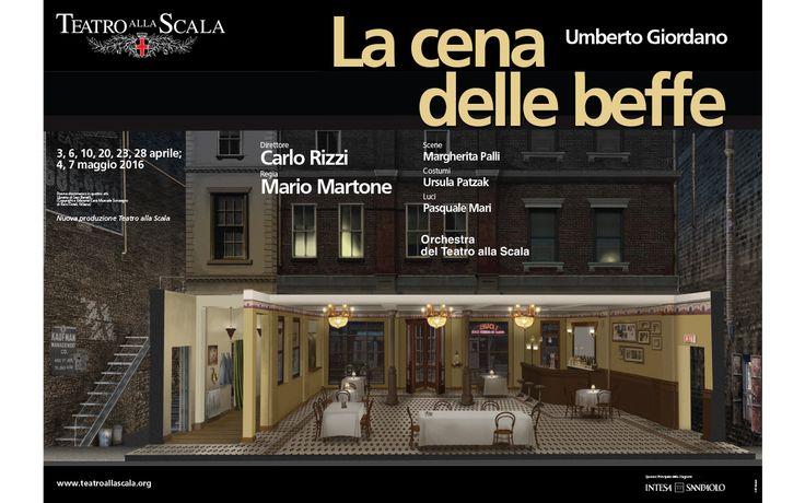 La cena delle beffe, Teatro alla Scala Milano