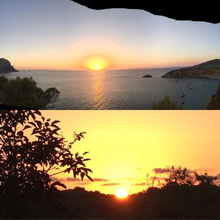 #ibiza #sunset #sunrise Time to go home bye bye