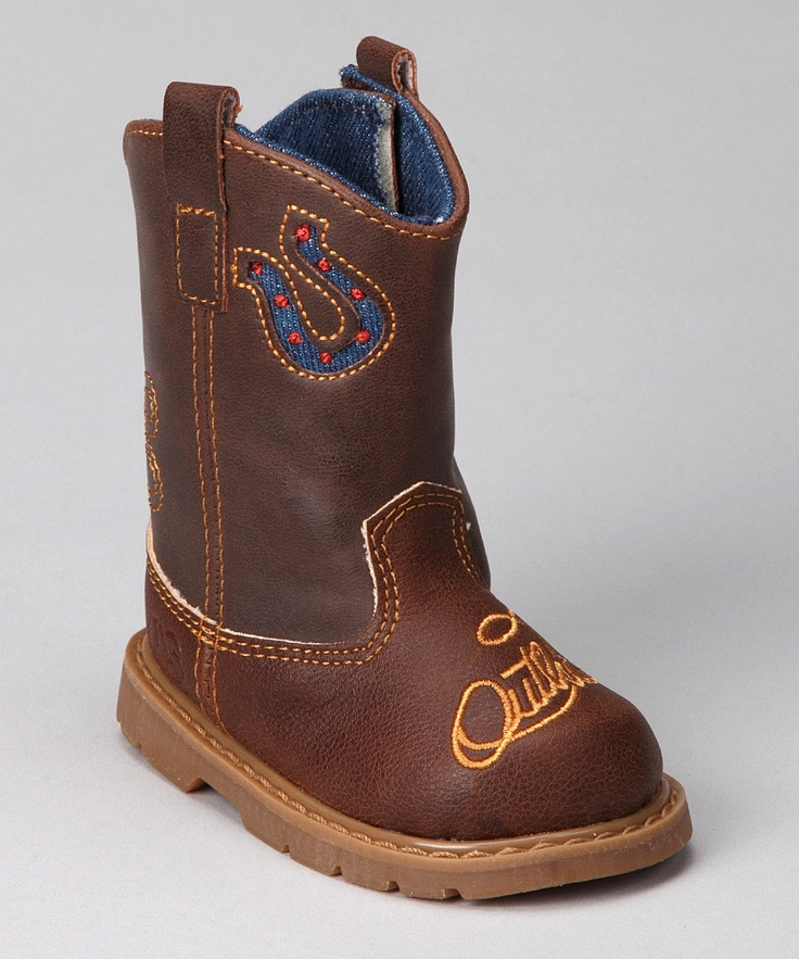 Outlaw boots. How cute!