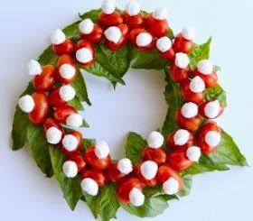 Gluten Free Cooking: Holiday Party Ideas  – DECORAÇÕES NATALINAS COM FRIOS E FRUTAS