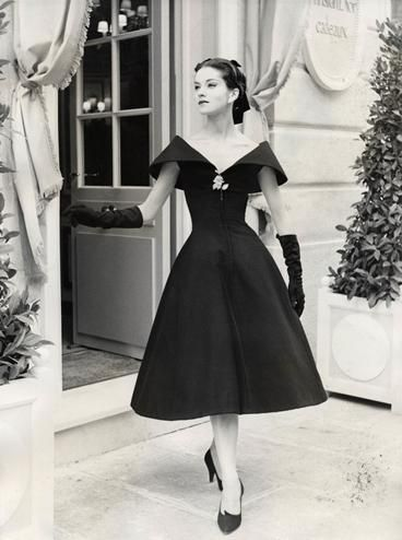 Dior-1950s New Look
