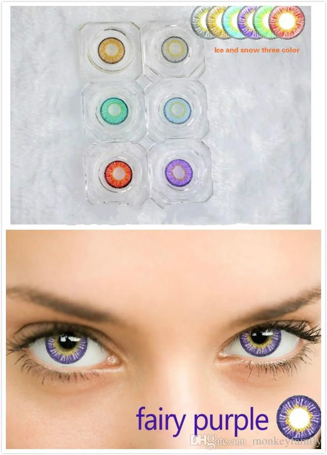 how to get prescription coloured contacts