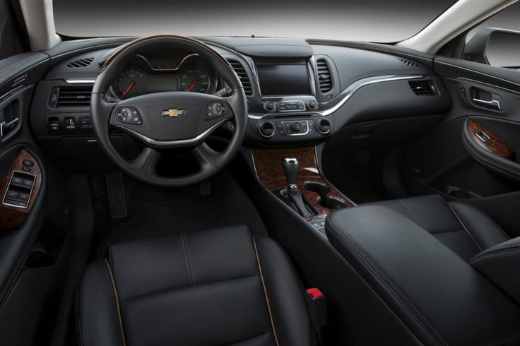 Find the 2016 Chevy Impala at Dave Smith Motors.