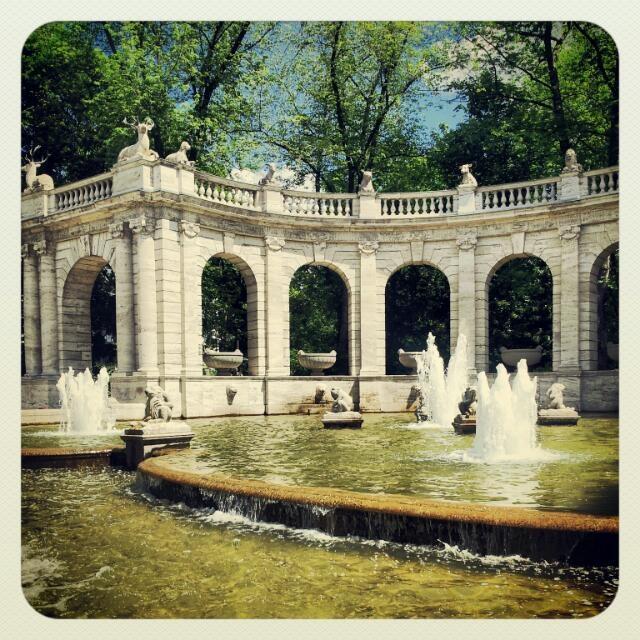maerchenbrunnen at volkspark friedrichshain...