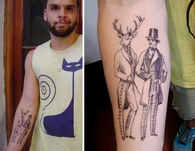 My latest tattoo by Speranza Tatto, Buenos Aires<3