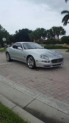 2005 Maserati Coupe Cambiocorsa Coupe 2-Door 2005 Maserati Coupe Cambiocorsa Coupe 2-Door 4.2L GRANSPORT 17K MILES NO RESERVE