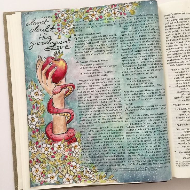 "Genesis 3 the story of Adam and Eve... So many of us have heard it over and over. I have even thought to myself...""silly Eve! Why did you disobey God?!!"" But if we break the story down and look at the root of it we are all eve! How many times do we listen to the enemy when he fills our ear with doubt? He whispers in our ear the thoughts that tell us we aren't good enough or not loved and we listen! He tells us we will never be good enough or capable to do great things and we listen! He tells…"