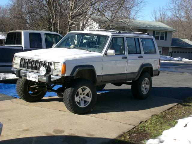 Xj Lift Tire Setup Thread Page 12 Jeep Cherokee Forum With