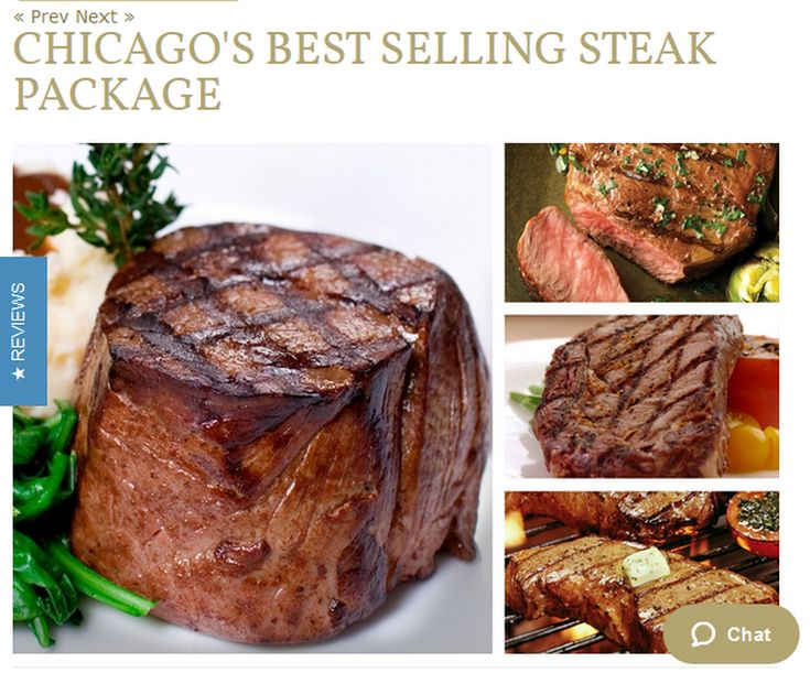 At Chicago Steak Company, we invite you to taste tradition. Since 1865 with the founding of the Union Stock Yards, Chicago has been at the heart of high-quality American meats. Chicago Steak Company proudly carries on that tradition.