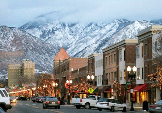 National Geographic ranked Ogden in the top 10 emerging ski towns in North America