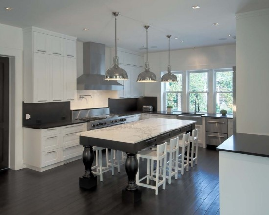 Love this eat-in island: Kitchen Tables, Dining Table, Contemporary Kitchens, Island Ideas, Google Search, Kmh Design, Kitchen Ideas, Kitchen Islands, Photo