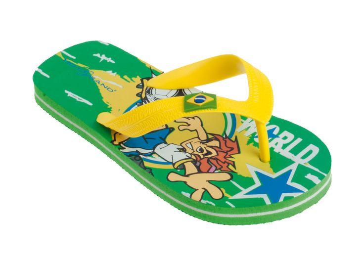 World Cup Flip-flops by Hotsand - Goodlovers