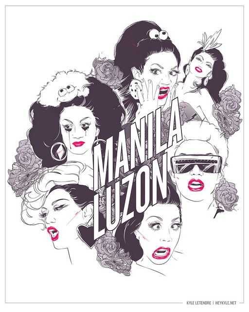 Manila Luzon by Kyle J. Letendre, via Flickr