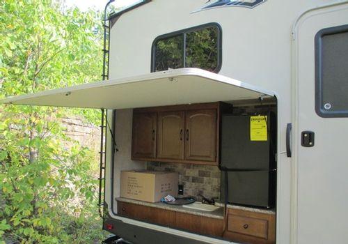 Salem Hemisphere 366BH 2014 #RVing #VR #FifthWheel #camping