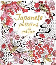 Usborne Japanese Patterns to Colour
