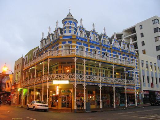 Long Street, Cape Town.