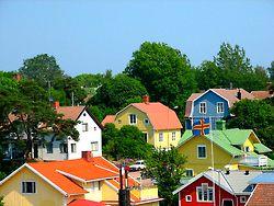Mariehamn, Åland Islands, Finland Maybe I should move here?