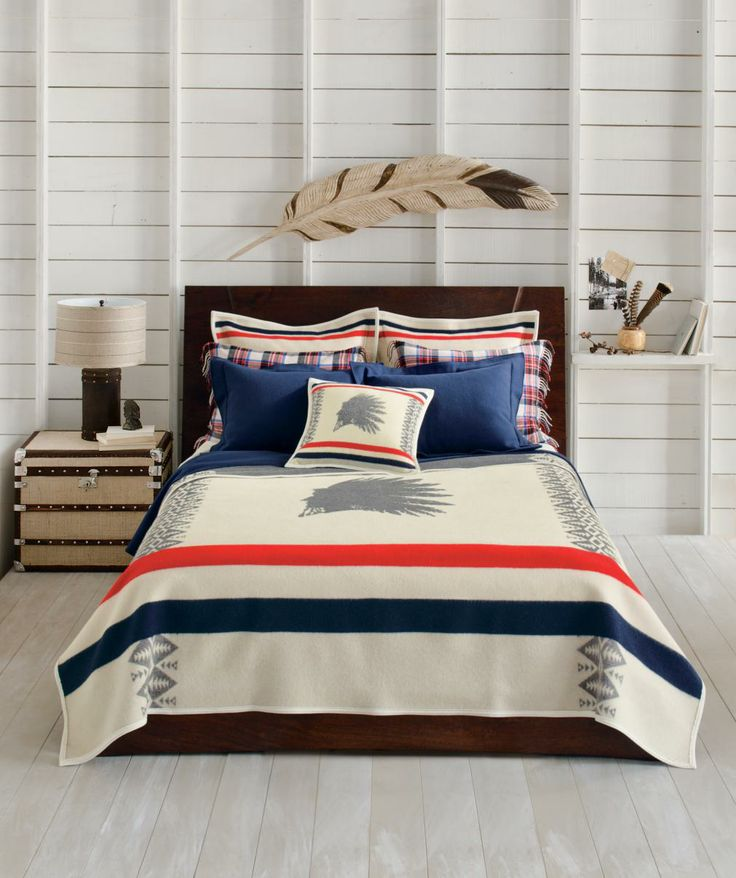 """PENDLETON """"Heroic Chief"""" Queen Size"""