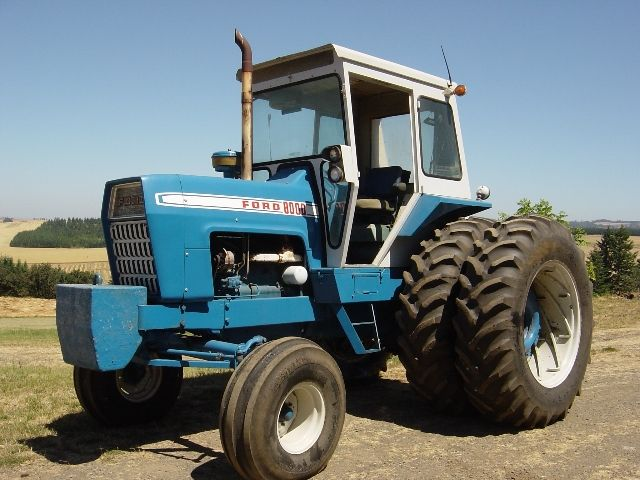 1972 Ford 9000 Tractor : Best images about ford on pinterest old tractors