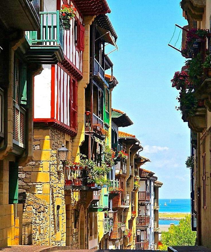 Hondarribia,Guipuzcoa,País Vasco,España.