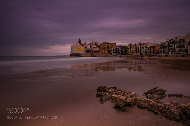 Popular on 500px : Sitges by vilrom