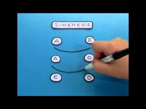 Este video describe como podemos identificar versos de un poema o un soneto.