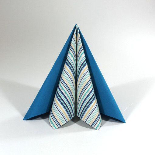 Inspiration til servietter #Tekstilservietter