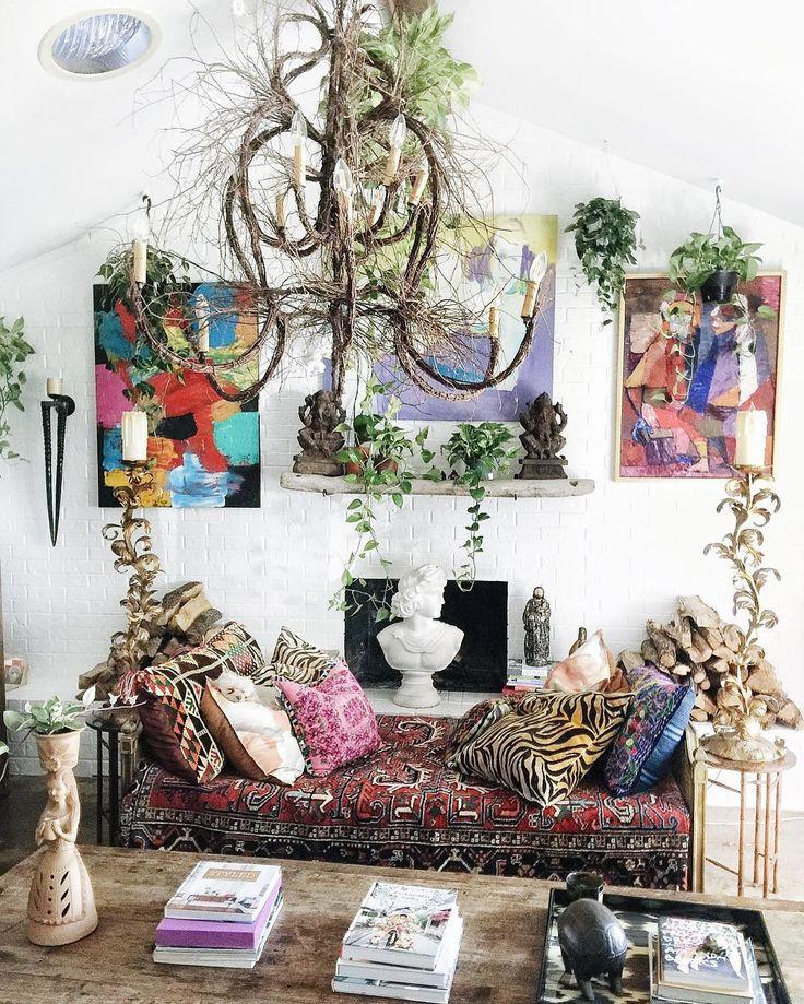 Best 25 Modern Bohemian Decor Ideas On Pinterest: 25+ Best Ideas About Bohemian Office On Pinterest