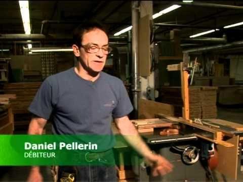 ▶ Garde pour scie à moulures - Meubles Mobican Furniture inc. - YouTube