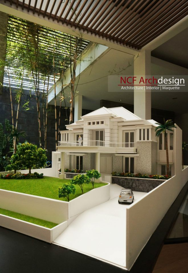 Graha Family Residential House In Indonesia