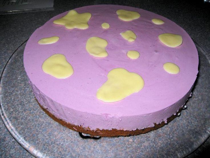 Schokokuchen cheesecake fullung