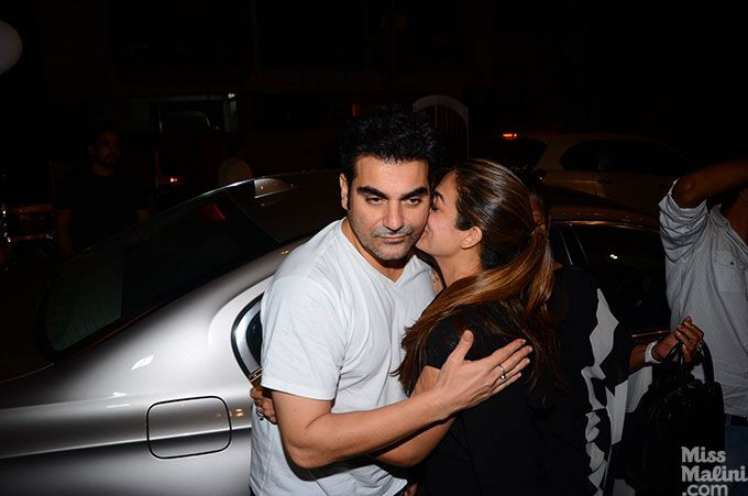 Photo: Amrita Arora Posted A Message About Arbaaz In Her Rakhi Photo With Salman Khan