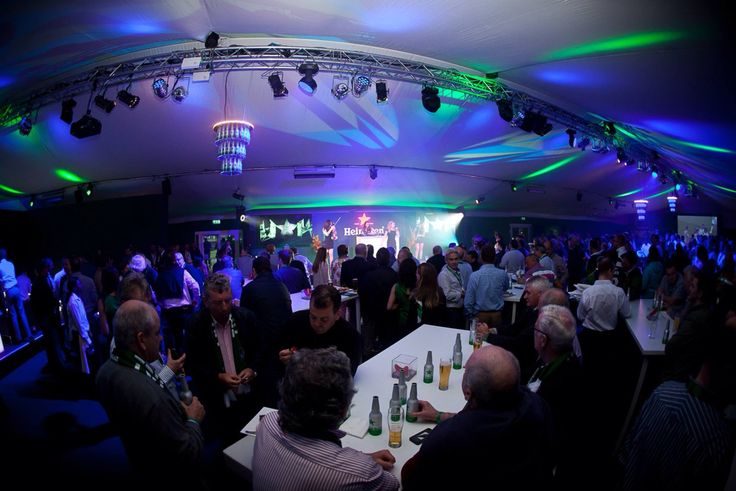 House Of Angels - Heineken Cup 2014 - VIP Event - Cardiff, Wales