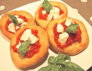 Pizzelle Fritte Ricetta Street Food