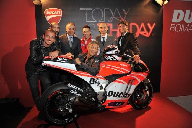 IMGP: Ducati smentisce rumors su Lorenzo