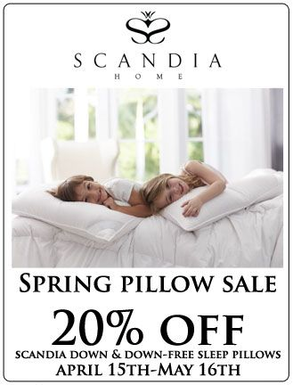 Scandia Home Spring Pillow Sale! www.toadnwillow.com