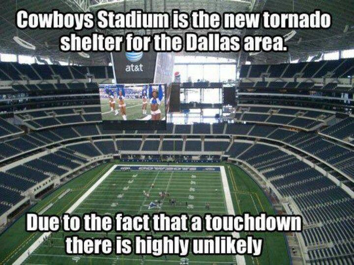 Dallas Cowboy Funny